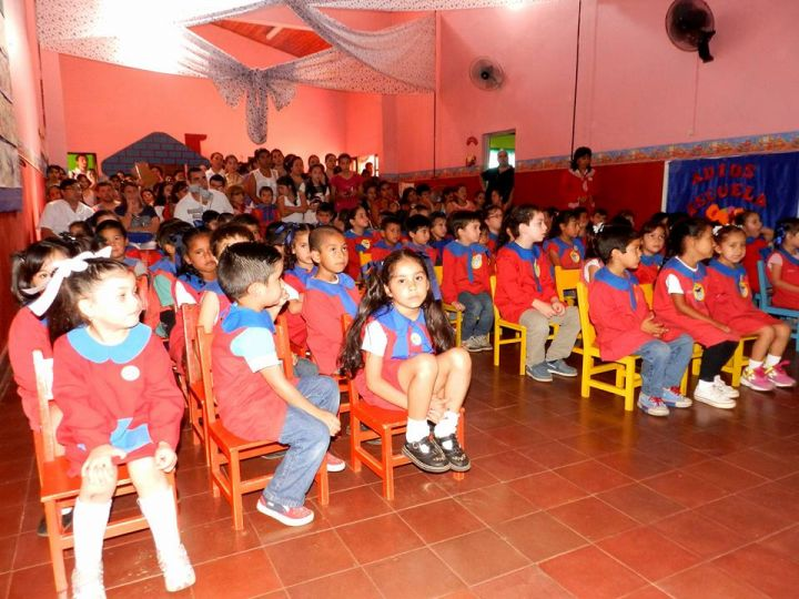 Egresados de la escuela jard n de infantes n 24 recibieron for Inscripcion jardin 2015